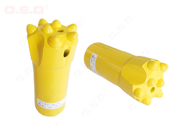 7 Degree 11 Degree Tapered Drill Bits Hex 12 Hex 19 For Rock Drilling Tools