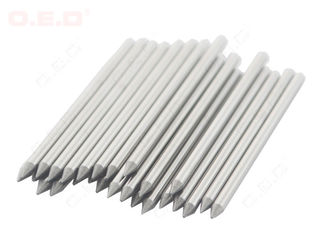 China Fine Polished Tungsten Carbide Pins For Carving Machine Diameter 1mm To 100mm supplier