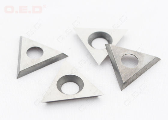 China Customized Triangle Carbide Inserts supplier