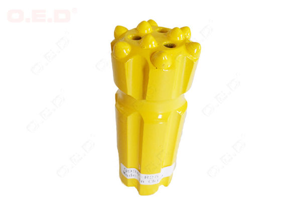 China R32 T38 Threaded Button Drill Bit Diameter 35mm For Mining Drilling Tools distributor
