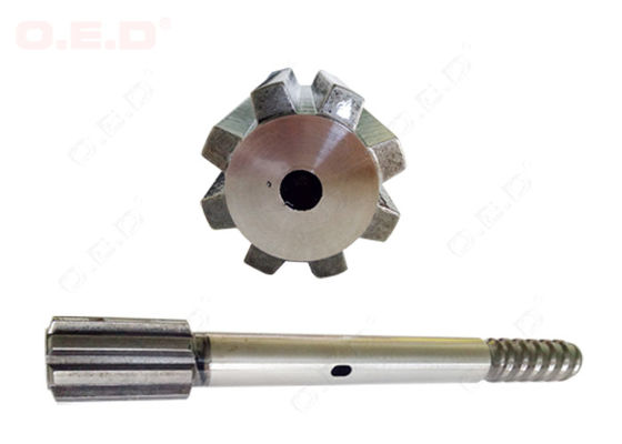 China VL120140 HC80 Mining Shank Adapter , Small Drill Bit Adapter CE Certificated distributor