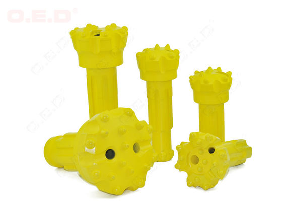 China Down The Hole DTH Drilling Tools 115mm For Mining DHD340 DHD4 QL40 SD4 MS40 distributor