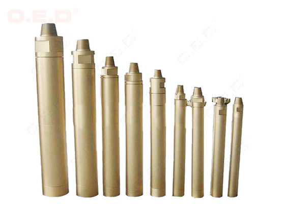 China Water Well And Prospecting DTH Hammers And Bits , DTH Dual Wall Pipes Button Bit distributor