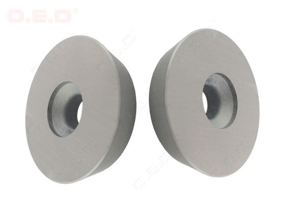China Aluminum Blade 40mm Inserts Custom Tungsten Carbide Parts K30 3D Drawing factory