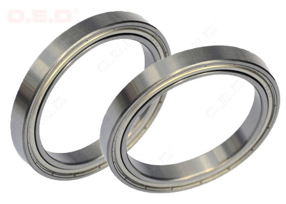 China 95x120x13 Thin Section Shielded Deep Groove Ball Bearing 6819ZZ 68192RS distributor